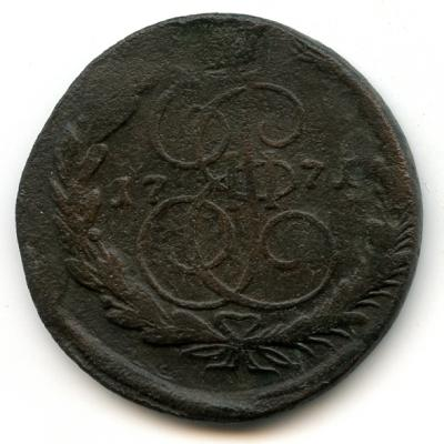 5 коп 1771 ем орел 1763.jpg