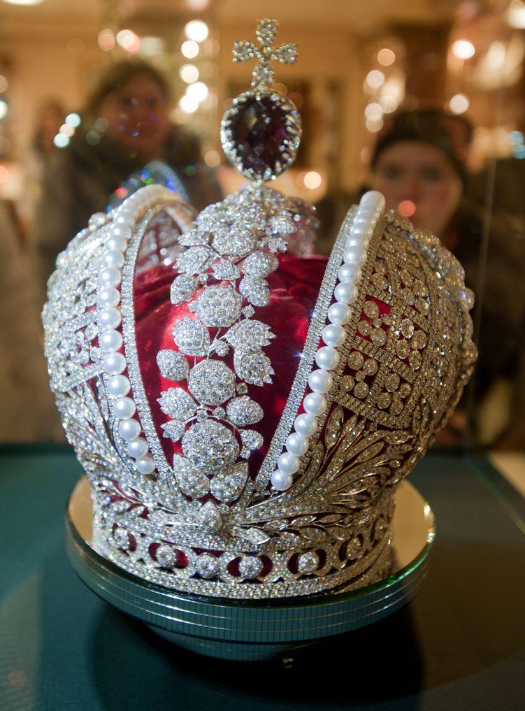 Корона императрицы своими руками 51
