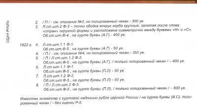 1922 proof rouble Fedorin 3 fragment б.jpg