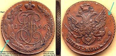 1796 Paul recoining 5 k.jpg