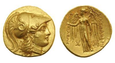 Македонское Царство, Александр III Великий, 336-323 годы до РХ, статер.jpg