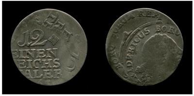Пруссия 1-12 Талера 1765 года БРАК.jpg