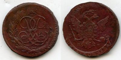 5 копеек 1759 перечекан брака.JPG