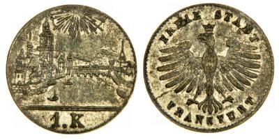 Франкфурт 1 крейер 1839.jpg