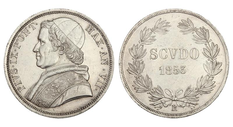 Монета скудо металлоискатели фото и цена