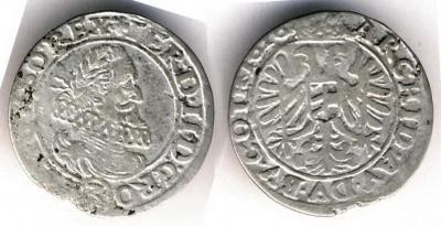 Австрия 3 крейцера 1626 1,51гр.jpg