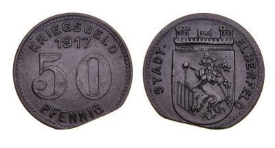 Элберфельд 50 пфеннигов 1917.jpg