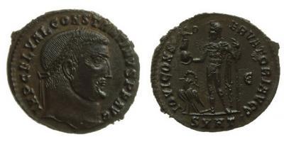 0207 2015 Римская империя, Лициний I, 308-324 годы, нуммий.jpg