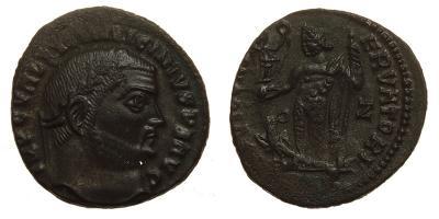 Римская империя, Лициний I, 308-324 годы, нуммий.jpg