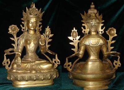Буддизм-Белая тара 220.jpg