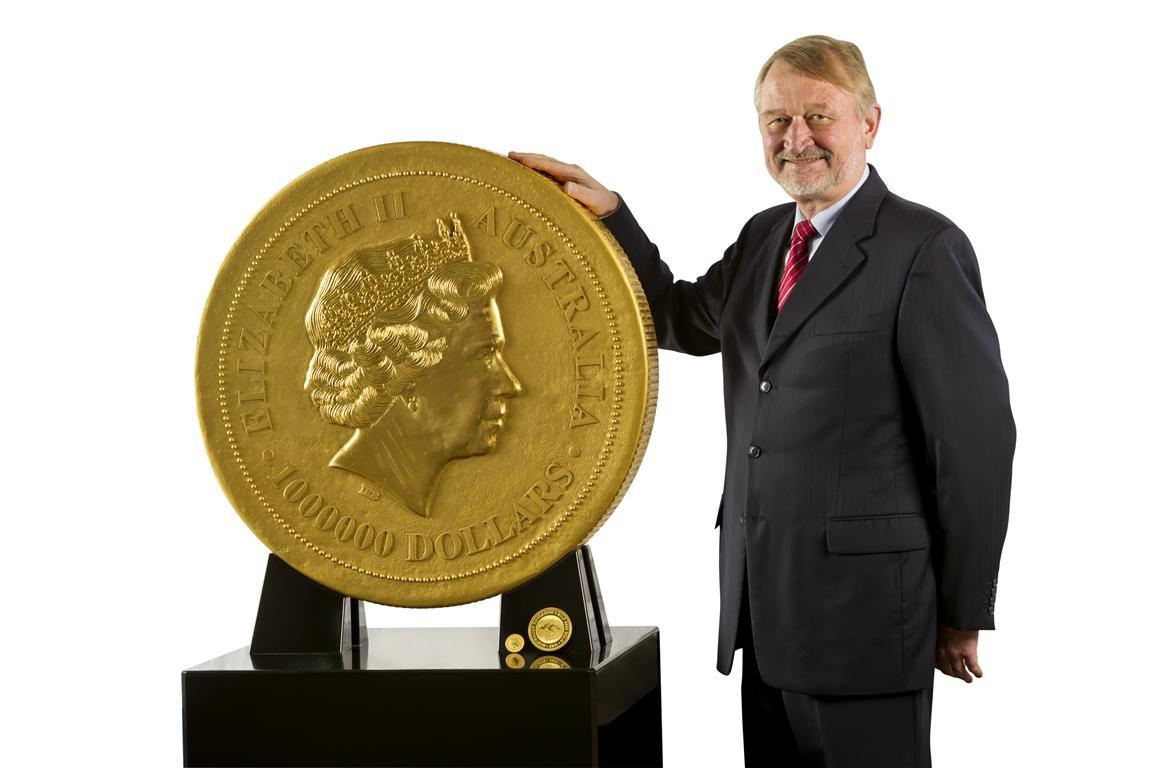 голосе кража монеты весом 100 кг золота абсолютной тишине