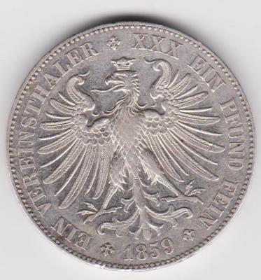 1 талер Франкфурт 1859 2 001.jpg