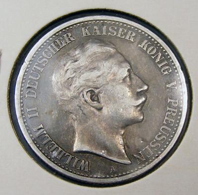 Пруссия 2 марки 1904 г  (3).JPG