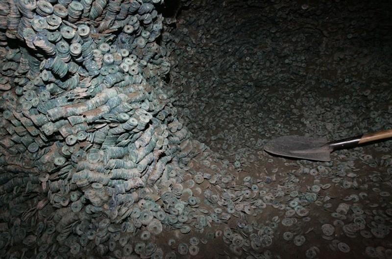 Китайская монета. (цин, kao tsung) - атрибуция и оценка моне.