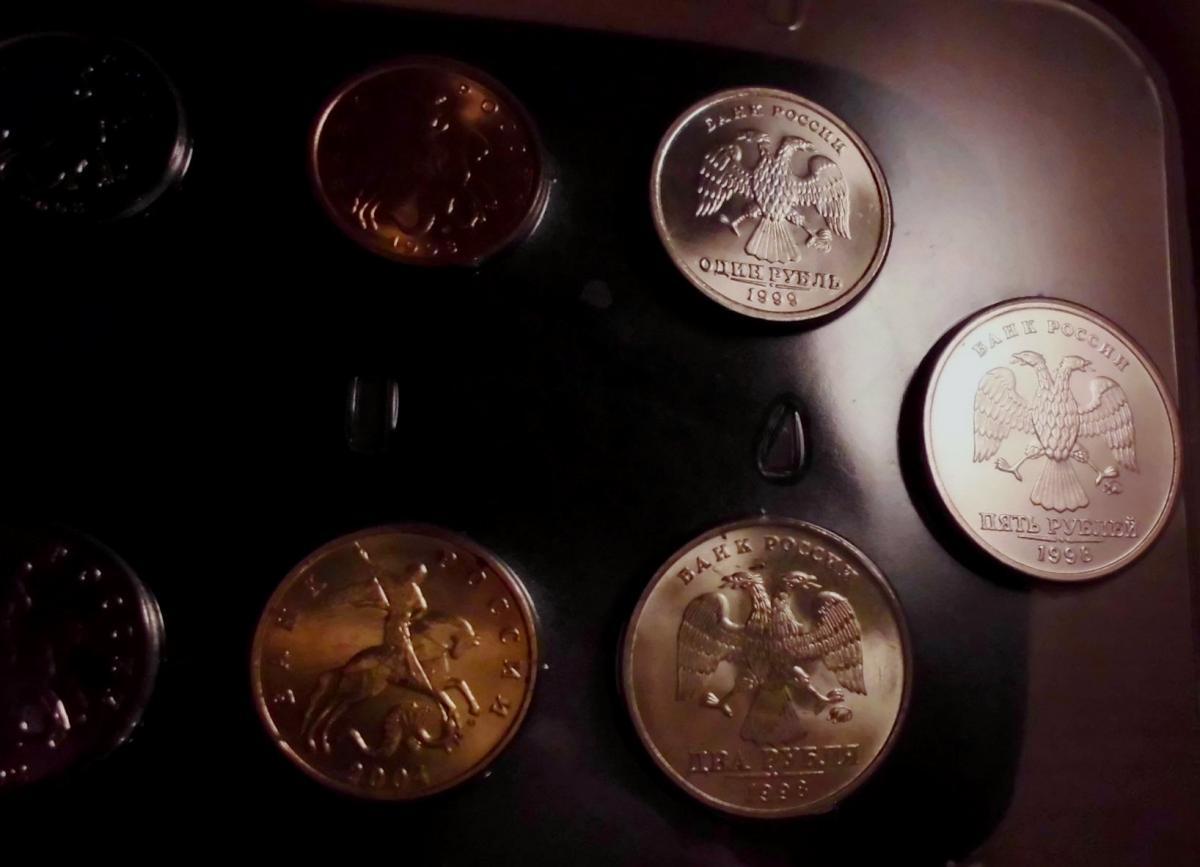 Мастервижн наборы монет 100 рублей биметалл 1992 года стоимость