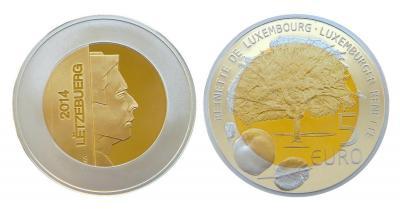 Люксембург_5 евро_2014_яблоня Ранет_на Форум.jpg