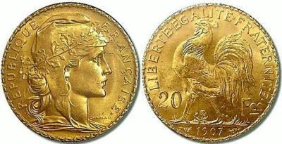 Франция 20 франков 1907 МАРИАННА  и ПЕТУХ.jpg