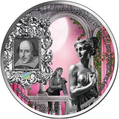 Бенин   - Ромео и Джульетты 10000 Франков 2014 года.jpg