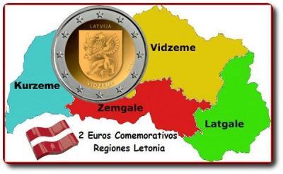 Латвия 2 € 2016 - Видземе..jpg