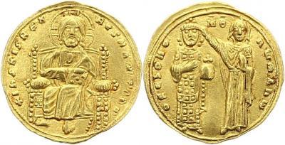 Romanus III. 1020 - 1034 Sear 1819, DOC 1972_3. 4.45 Gr.jpg
