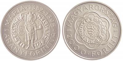 14 апреля 1371 года родилась — Мария (королева Венгрии)..jpg