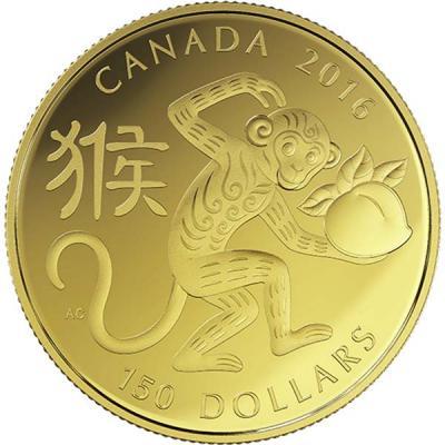 Канада $ 150 2016  Год обезьяны.jpg