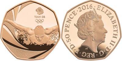 Великобритания 50 пенсов 2016 Олимпиада.jpg