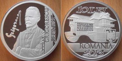 15 мая 1838 года родился - Николае Григореску.jpg