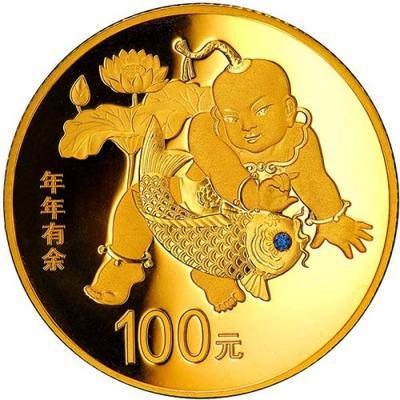 Китай 100 Юань 2016. Богатство реверс.jpg