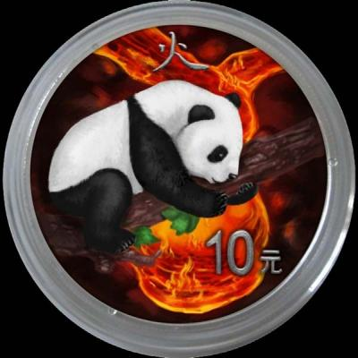 Китай 2016 Панда. огонь 10 юаней.jpg