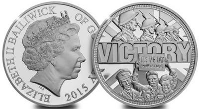 Гернси £ 5, 2015 год, 70-летие Победы.jpg