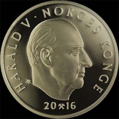 Норвегия, 20 крон 2016 года «200-летие Норвежского банка» (аверс).jpg