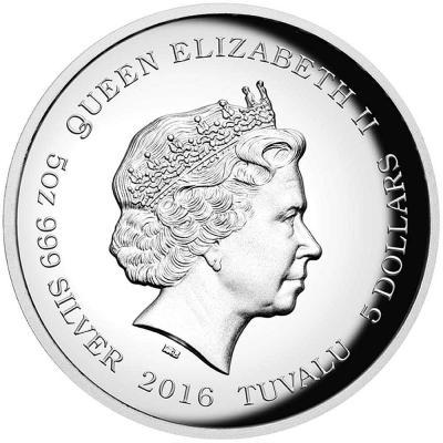 Тувалу, 5 долларов 2016 года (аверс).jpg