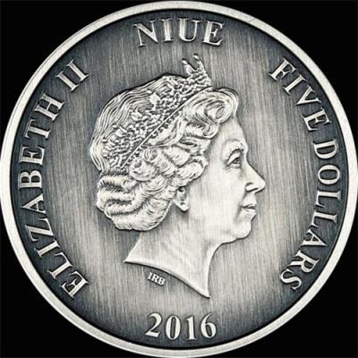 Остров Ниуэ 5 долларов 2016 года (аверс).jpg