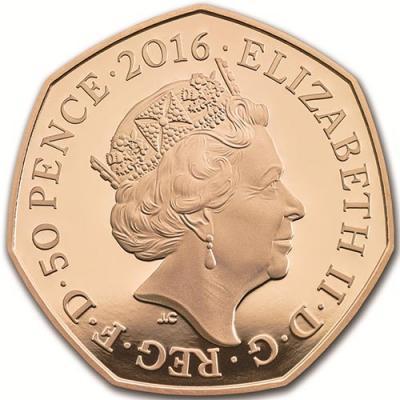 Великобритания 50 пенсов (золото) 2016 (аверс).jpg