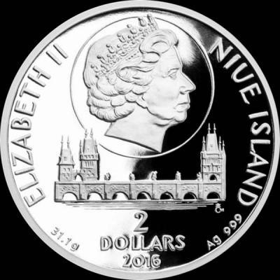 Остров Ниуэ 2 доллара 2016 года аверс « Карл IV ».jpg