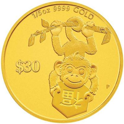Тувалу 2016 30 долларов  «Год обезьяны»(реверс).jpg