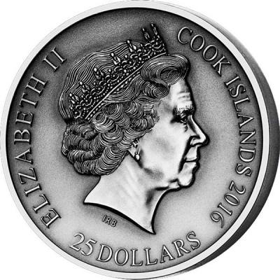 Острова Кука 25 долларов 2016 (аверс).jpg