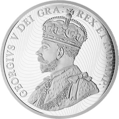 Канада  «Георг V»  (аверс).jpg