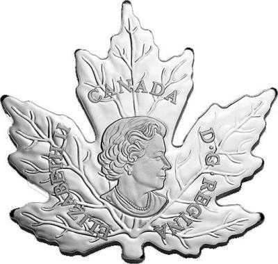 Канада «Кленовый лист» (аверс).jpg