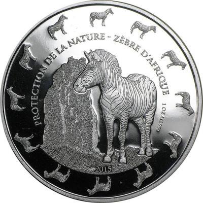 Бенин 1000 франков 2015 Зебра.jpg