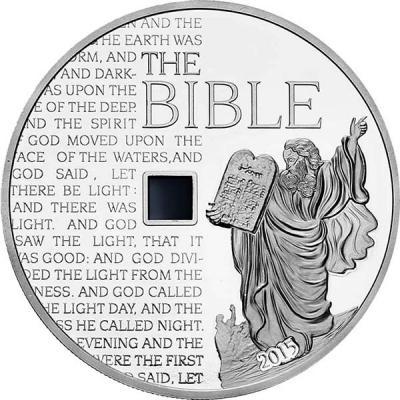 Буркино Фасо 1000 франков 2015 года   Библия нано-чип (реверс).jpg