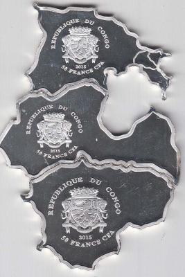 Конго 3 х 50 франков -переход Прибалтики на евро монеты.jpg