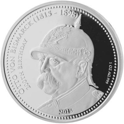 Того 100 франков 2015 год  «Бисмарк».jpg