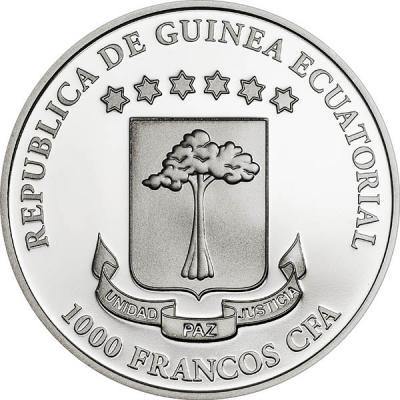 Экваториальная Гвинея 1000 франков КФА(аверс).jpg