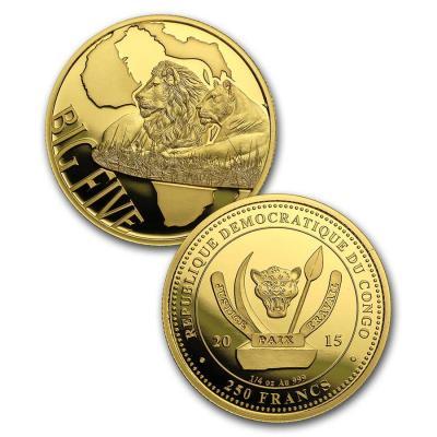 Демократическая республика Конго 250 франков набор.jpg