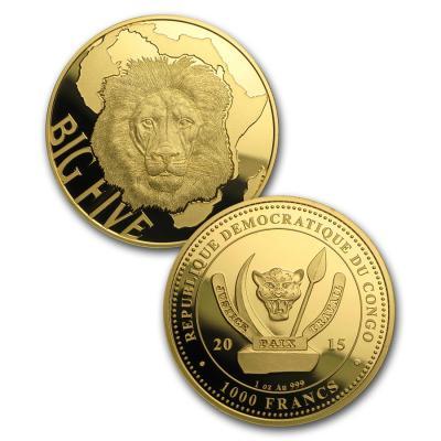 Демократическая республика Конго 1000 франков набор.jpg