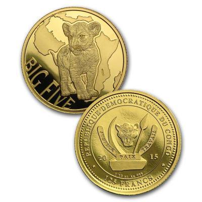Демократическая республика Конго 125 франков набор.jpg