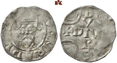 Duisburg  Denier Konrad II 1024-1039.jpg