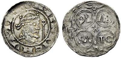 Duisburg  Denier Henry IV (1056-1106) .jpg